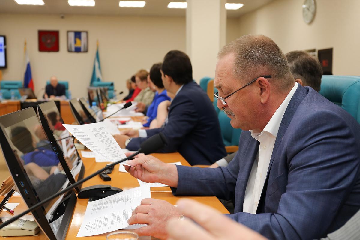 фото пресс-службы  областной Думы