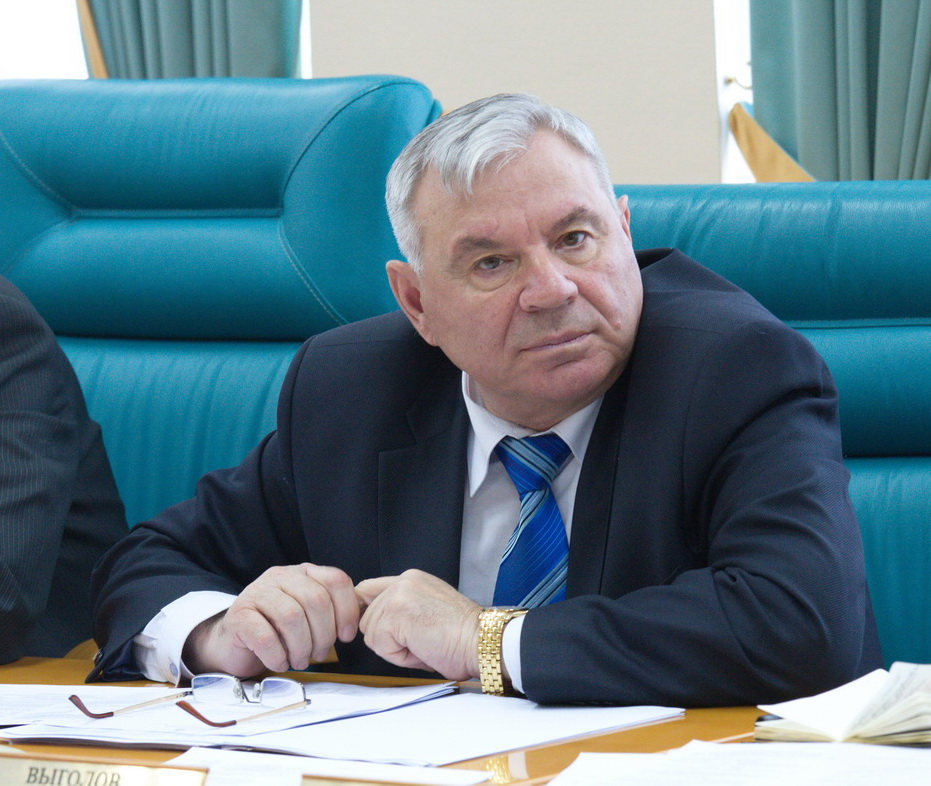 Юрий Выголов - кандидат в депутаты областной Думы седьмого созыва